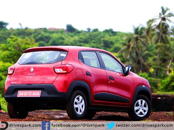 2015 Renault Kwid Disadvantages Cons Pros Advantages Drivespark