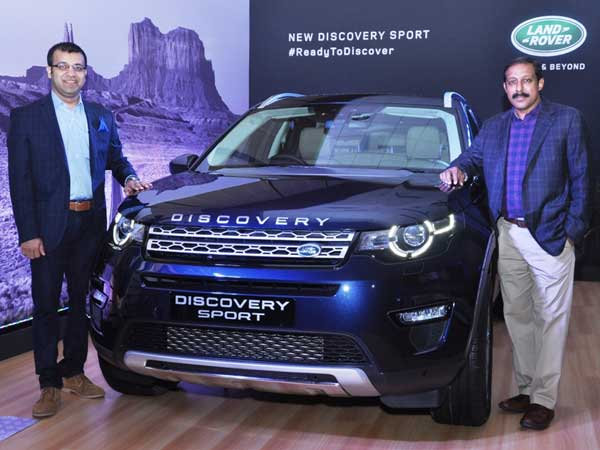 land rover discovery sport launched bangalore