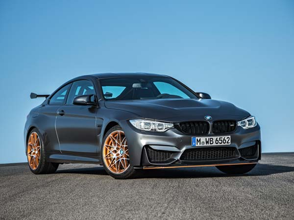 bmw m4 gts unveiled
