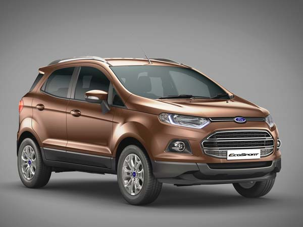 new ford ecosport launched in india