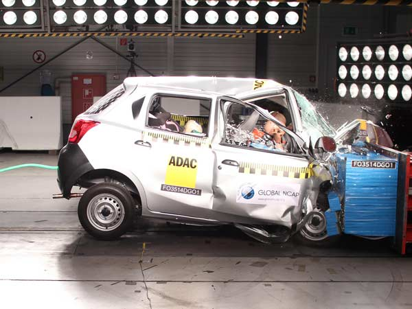 safety tests indian vehicles