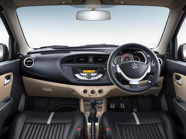 Maruti suzuki alto k10 urbano limited edition launched for Swift lxi o interior
