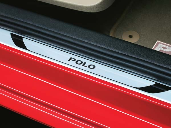volkswagen polo exquisite limited edition badge