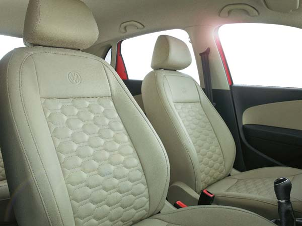 volkswagen polo exquisite limited edition driver seat