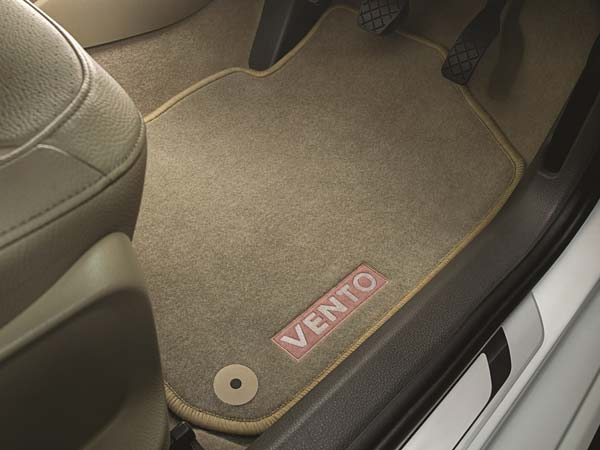 volkswagen vento highline plus badge on floor