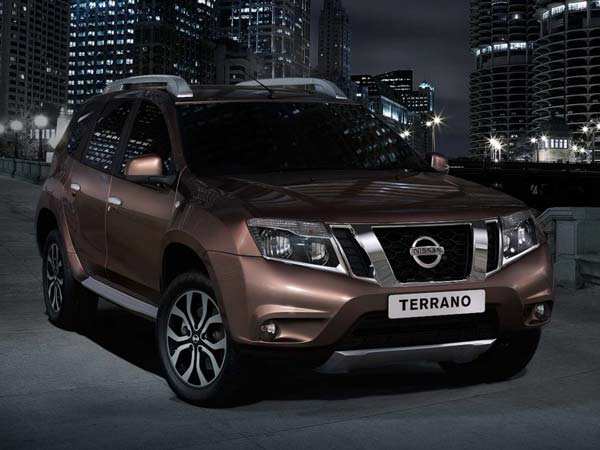 nissan festive offer on terrano