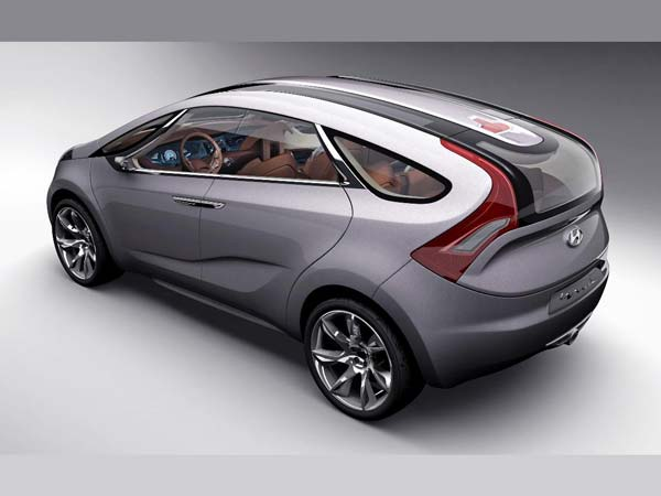 hyundai i-mode rear design