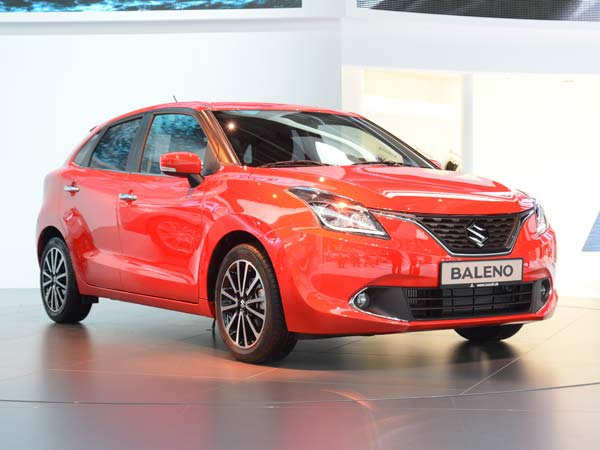 maruti baleno variants revealed