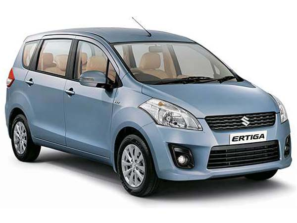 maruti ertiga facelift launch