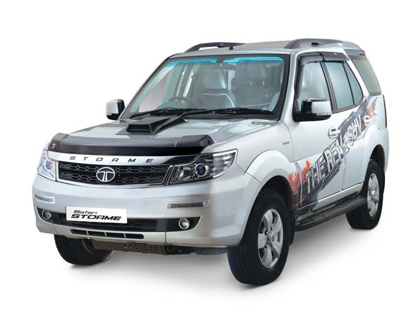 tata safari storme celebration edition