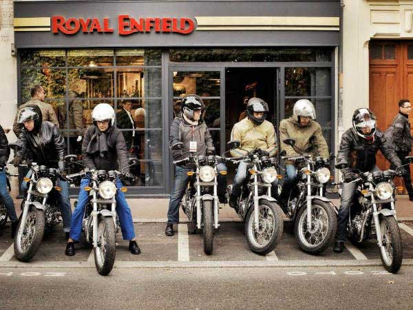 royal enfield paris dealership