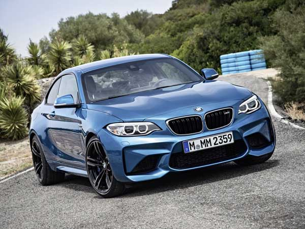 2016 bmw m2 coupe details