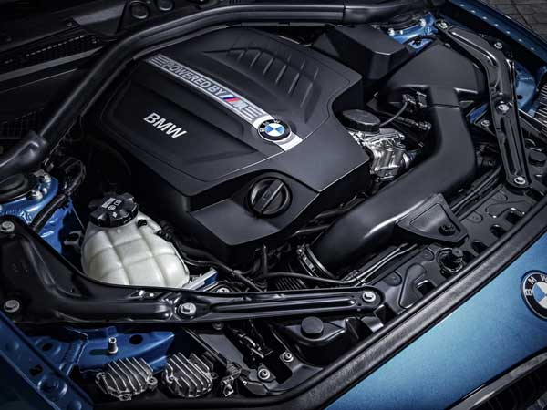 2016 bmw m2 coupe engine