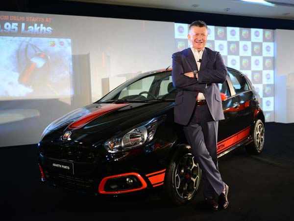 fiat abarth punto launch price india