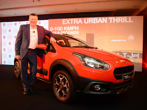 fiat abarth avventura launched in india