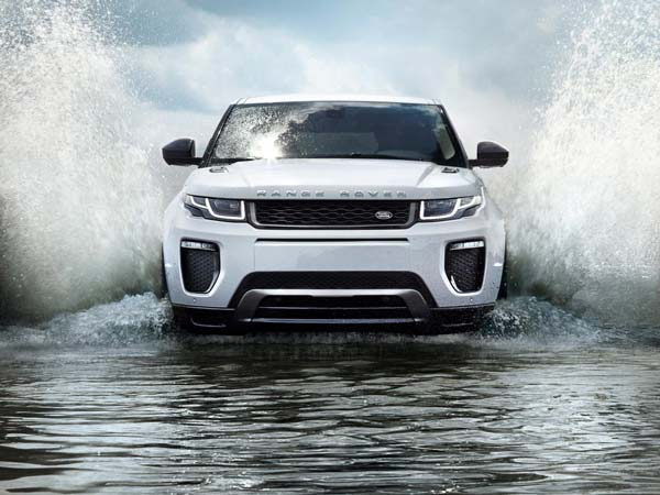 2016 range rover evoque india booking