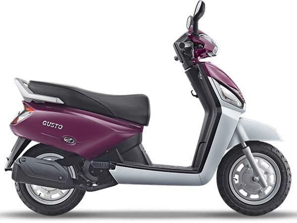 mahindra gusto special edition launched