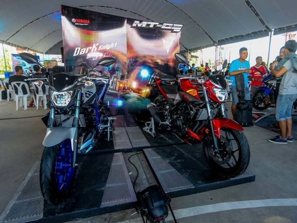 yamaha mt 03 india launch