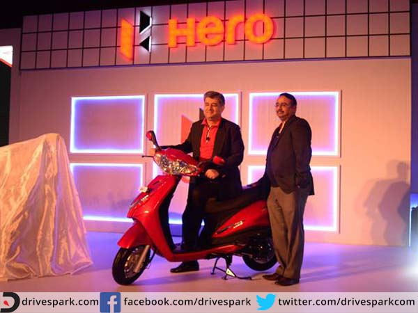 hero duet bangalore launch
