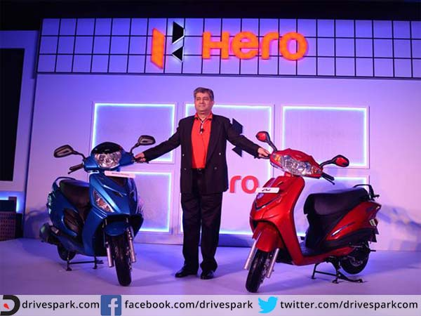 hero duet launched in bangalore