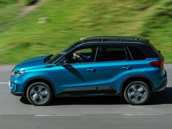 maruti new compact suv side profile