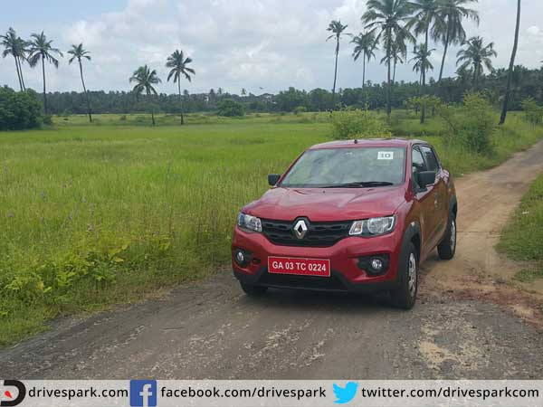 renault kwid record booking