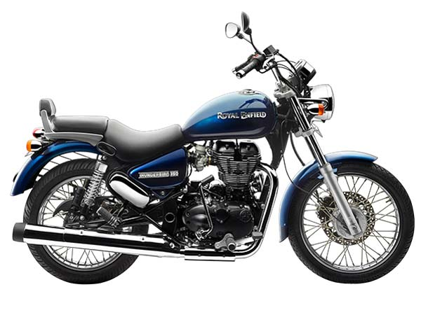 royal enfield thunderbird design