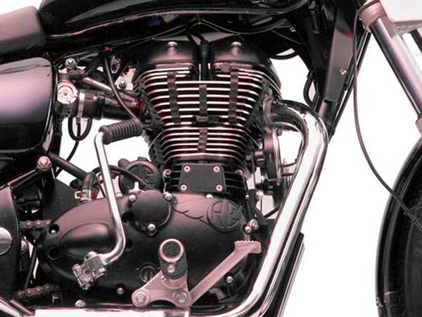 royal enfield thunderbird engine
