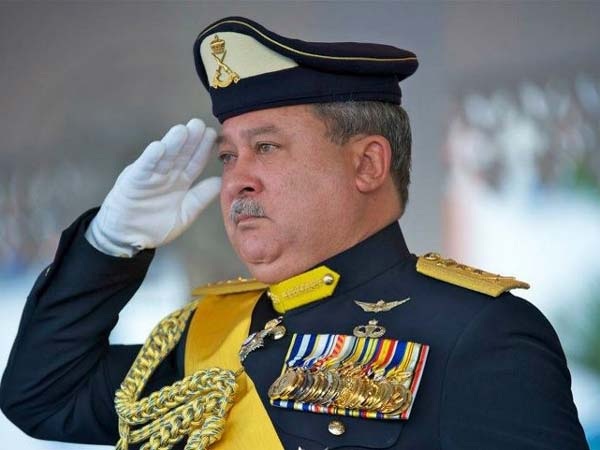 Who is Sultan of Johor?