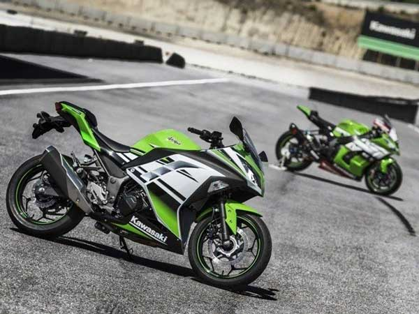 kawasaki ninja 300 special edition india