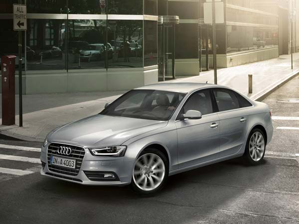 audi a4 discounts for diwali