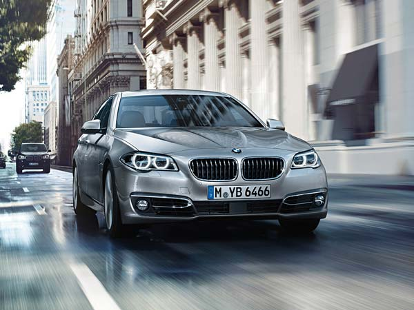 bmw 5-series discounts for diwali