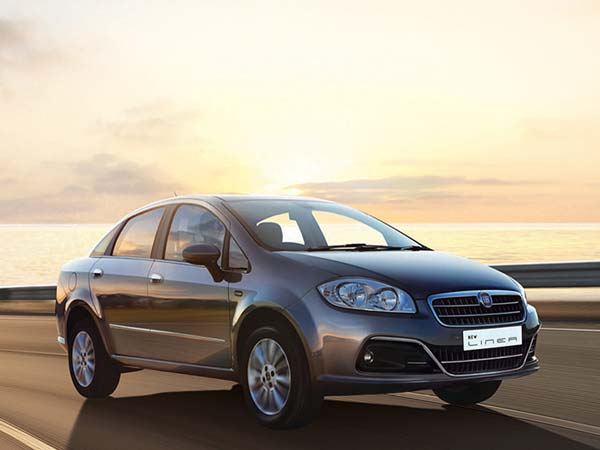 fiat linea discounts for diwali