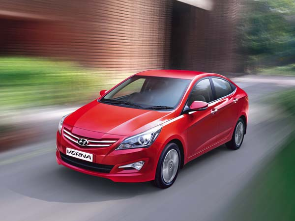 hyundai verna discounts for diwali