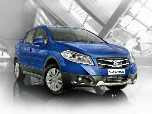 maruti s-cross discounts for diwali