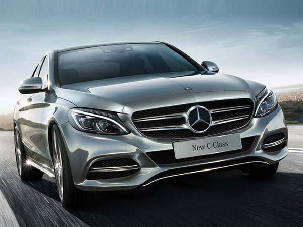 mercedes c-class discounts for diwali