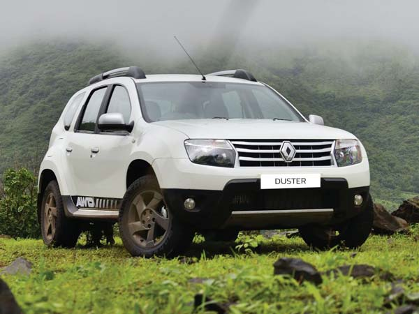 renault duster discounts for diwali