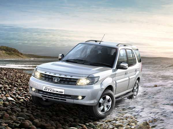 tata safari storme discounts for diwali