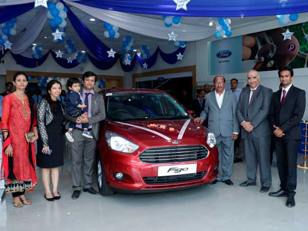 ford thane satyam sales service