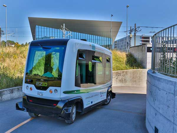 switzerland to get driverless electric buses