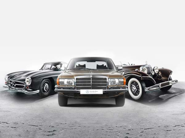 mercedes benz museum to sell classic cars