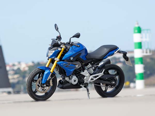 bmw g 310 r motorcycle
