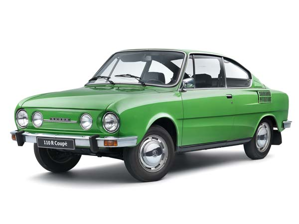 skoda 1980 110r coupe type 718k