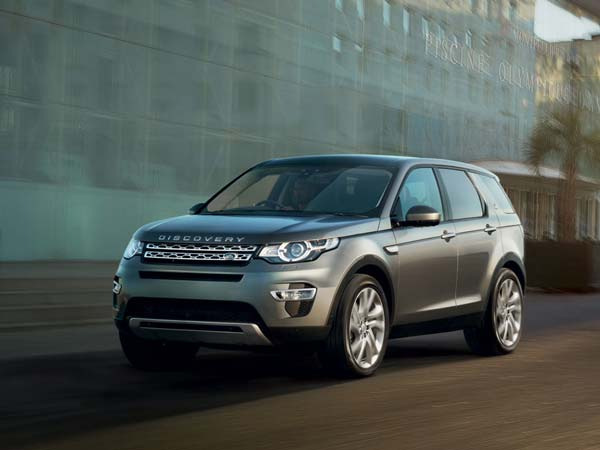 land rover discovery sport india bookings
