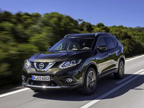 nissan x trail india launch