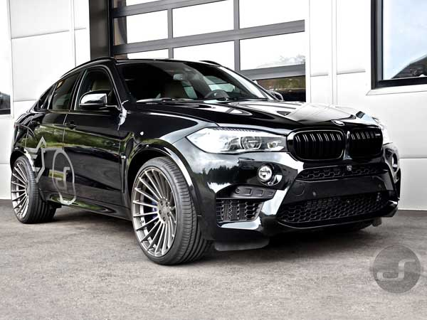 Bmw X6m By Hamann And Ds Automobile Drivespark News