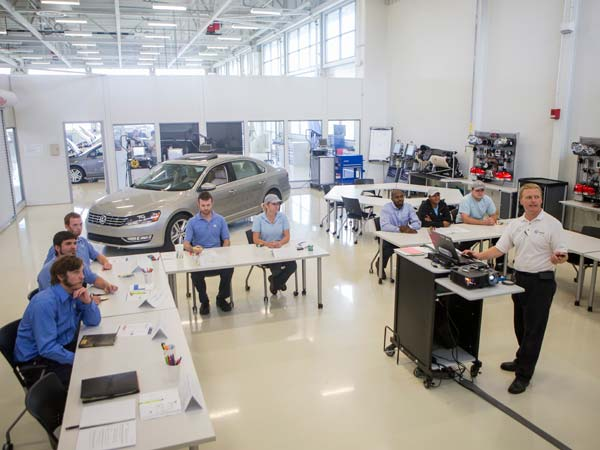 volkswagen assuring job security to employees