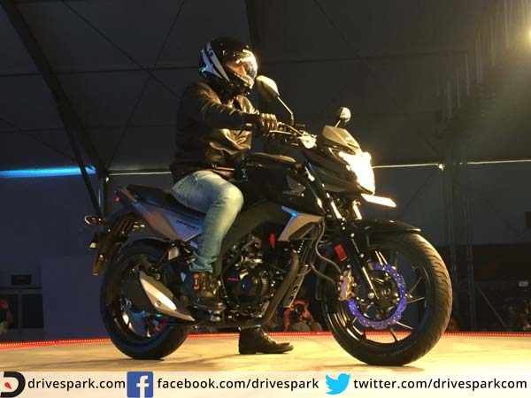 honda cb hornet 160r launch