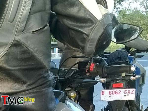 yamaha mt15 spy picture