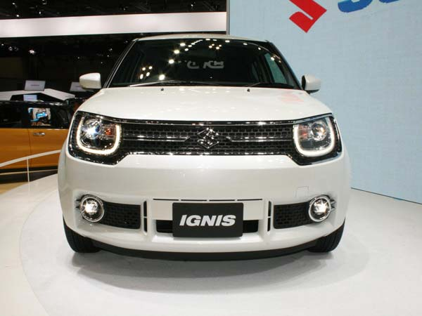 Suzuki Ignis Germany Export